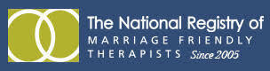 Logo of National Registry of Marriage Friendly Therapists